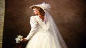 still0117 00007 300x169 - Bride Gets Mom's Old Dress. When She Grabs Scissors, Mom Immediately Breaks Down Into Tears