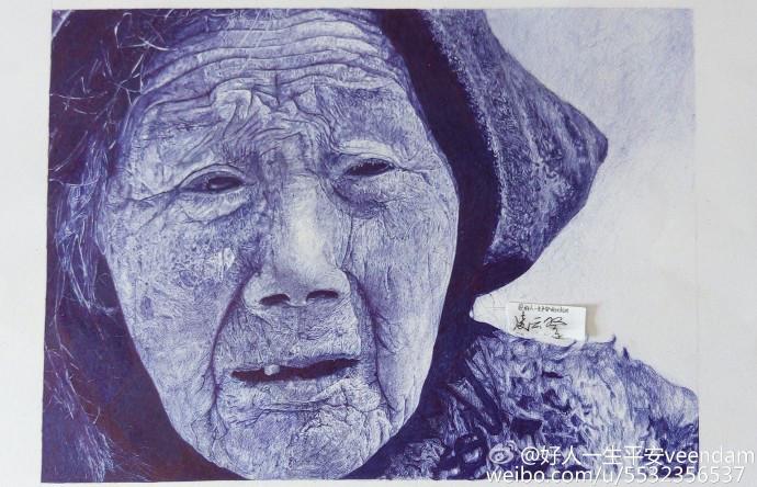 t01573416296a9300fa 1 - 只用1支筆!16歲男上課畫畫被老師「當眾羞辱」!專家看到作品驚呆「簡直藝術奇才」!