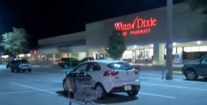 winn dixie 300x152 - Grandma Fears For Life As She's Forced To Ground, Has No Idea Navy Vet Is In Same Parking