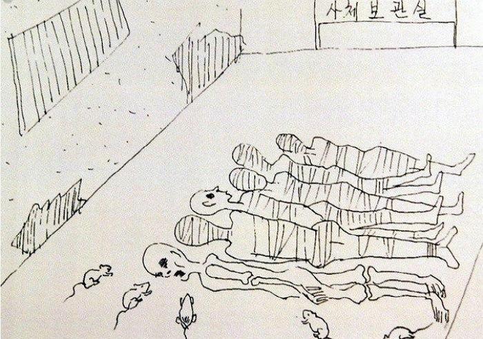 zz6262u09ipg49u2w259 - 탈북자들이 그린 '북한 수용소'…끔찍한 실태에 '충격' (사진 10장)