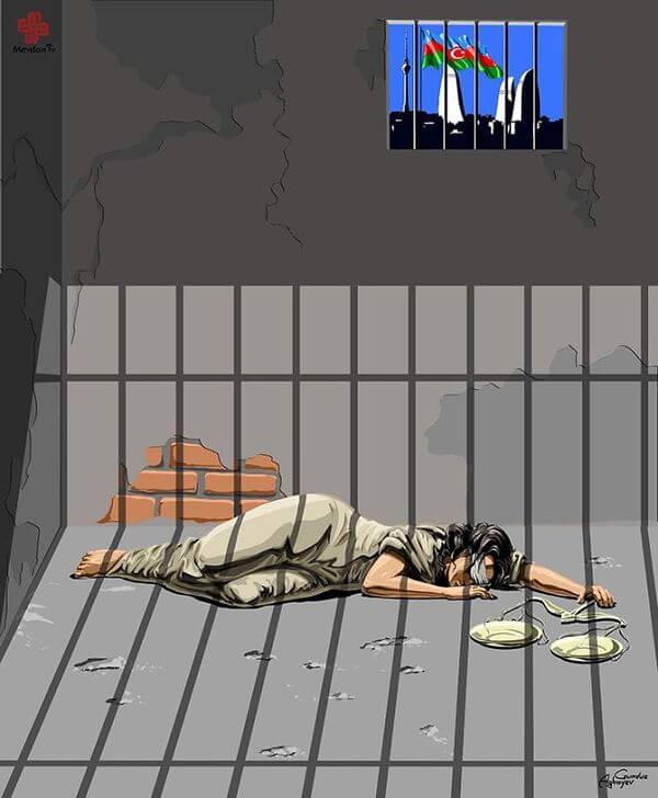 ad femidead satirical illustrations by gunduz agayev 13 - 세계 지도자들이 '정의'를 어떻게 다루는지 나타낸 일러스트 14장