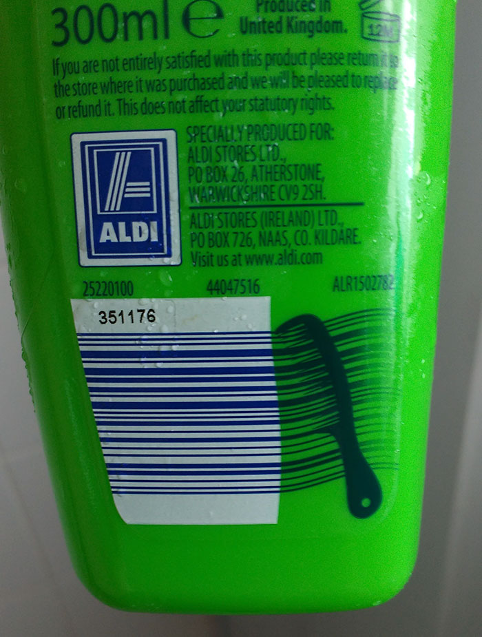 clever barcode designs 5 59a6600c6d004  700 - 삑! 평범함을 거부하는 예술적인 바코드 디자인 모음 (사진 19장)