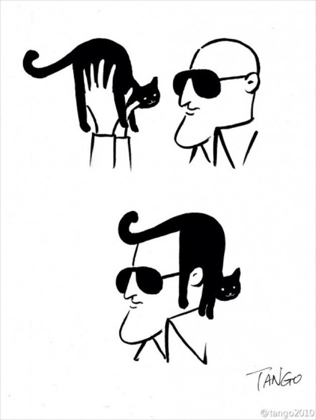 comic strips by tango 5 - 세상을 귀엽고 재치있게 표현하는 작가 '상하이 탱고' 연재 만화 16편
