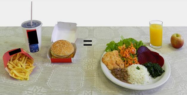 comida6 - Como prevenir a obesidade comendo melhor