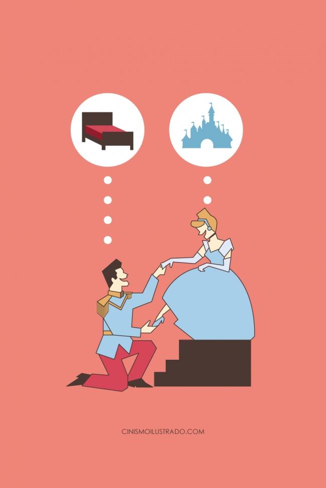 cynic illustration 2 - 세계에서 가장 냉소적인 아티스트의 일러스트 15가지