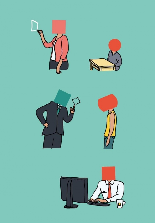 cynic illustration 5 - 세계에서 가장 냉소적인 아티스트의 일러스트 15가지