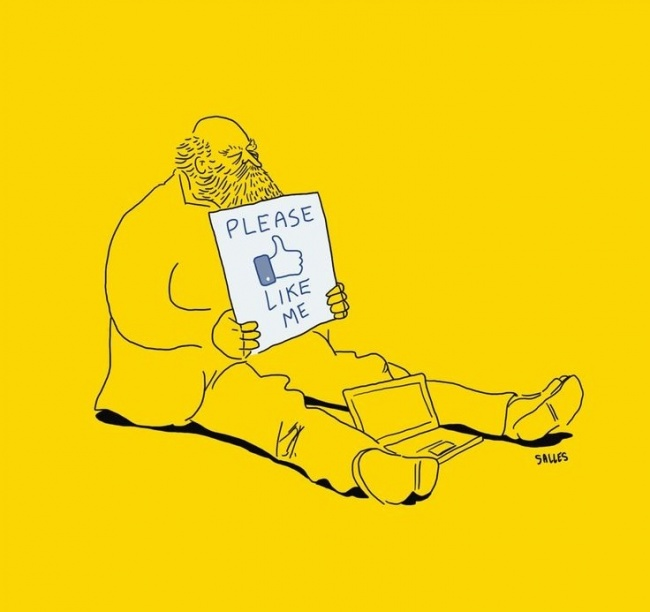 cynic illustration 6 - 세계에서 가장 냉소적인 아티스트의 일러스트 15가지