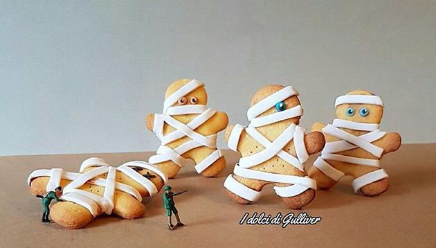 """dessert miniatures pastry chef matteo stucchi 10 - """"너무 깜찍해!"""" 달콤한 디저트 속 펼쳐진 작은 세상 (사진10장)"""