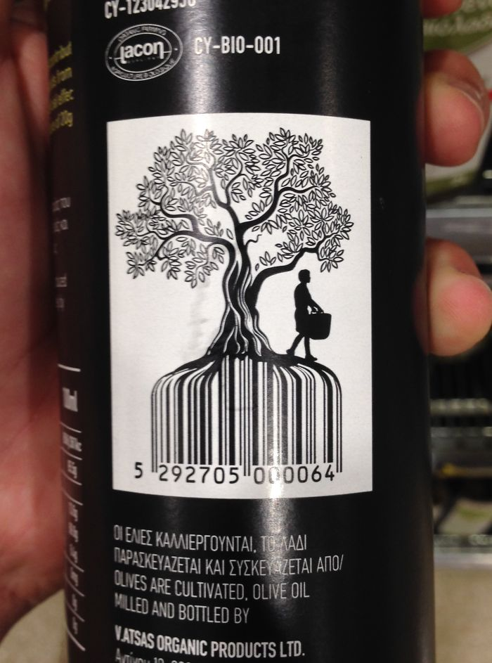 different barcode design 599c123c51c1b  700 - 삑! 평범함을 거부하는 예술적인 바코드 디자인 모음 (사진 19장)