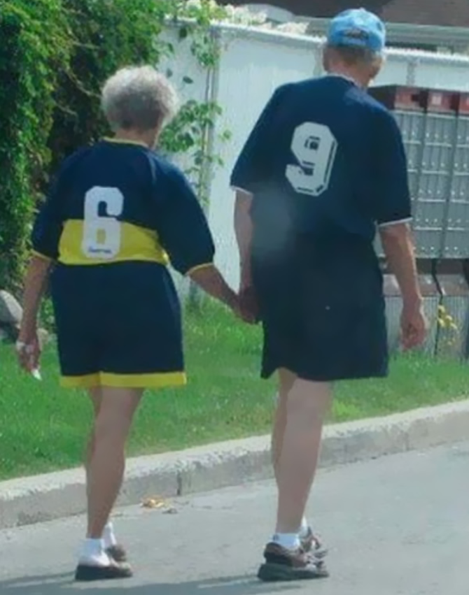 e33 - 서로를 향한 애정이 느껴지는 사랑스러운 '노부부'의 일상들