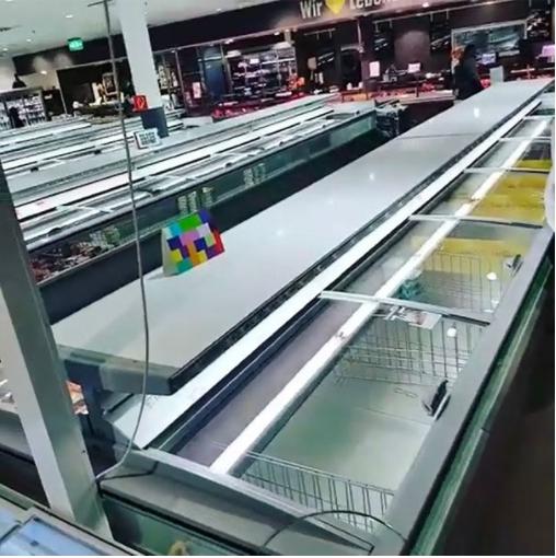 e5beb7e59c8be8b685e595864 - 為了讓大家正視「種族歧視」的嚴重性!德國超市把所有「國外商品」都下架了!