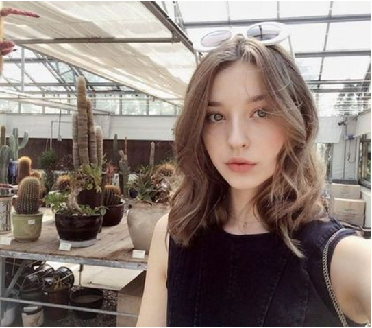 e887aae68b8d1 - 仙女下凡!「俄國自然美女神」在南韓爆紅,超透亮水光肌讓人看了好羨慕!(影+圖)