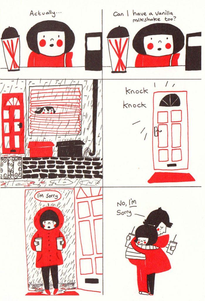 everyday love comics illustrations soppy philippa rice 111 699x1024 - '소소한 사랑의 순간' 보여주는 '생활 밀착' 일러스트(사진 25장)