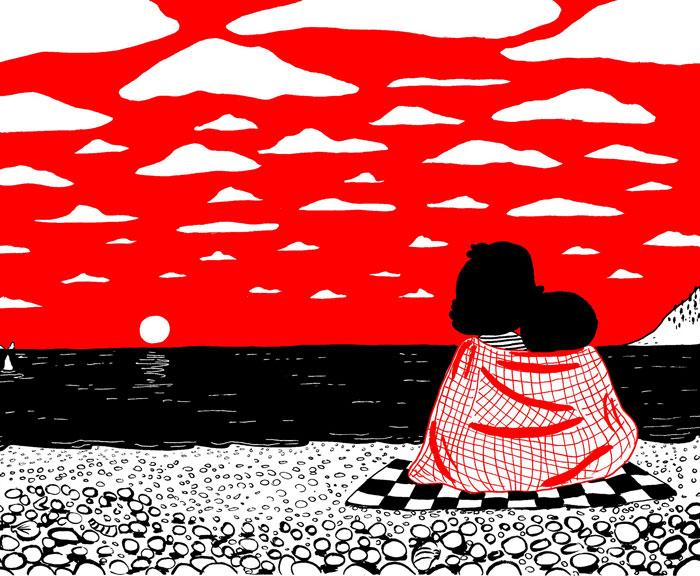 everyday love comics illustrations soppy philippa rice 201 - '소소한 사랑의 순간' 보여주는 '생활 밀착' 일러스트(사진 25장)