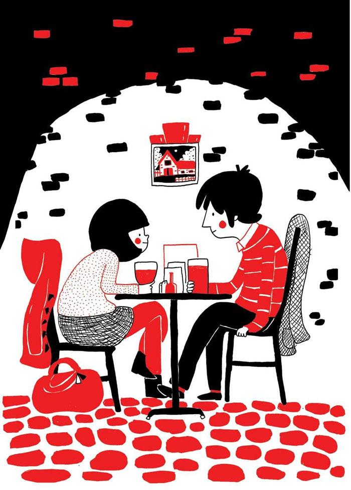 everyday love comics illustrations soppy philippa rice 210 - '소소한 사랑의 순간' 보여주는 '생활 밀착' 일러스트(사진 25장)