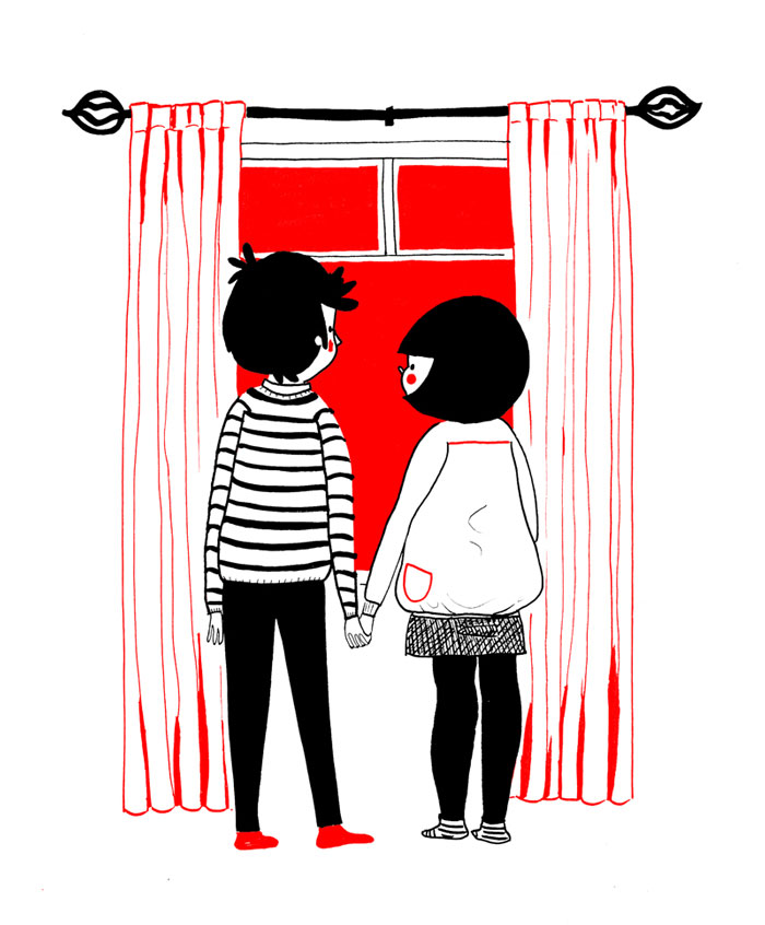 everyday love comics illustrations soppy philippa rice 371 - '소소한 사랑의 순간' 보여주는 '생활 밀착' 일러스트(사진 25장)