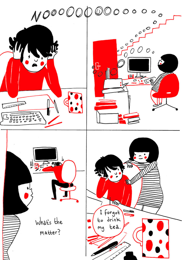 everyday love comics illustrations soppy philippa rice 410 - '소소한 사랑의 순간' 보여주는 '생활 밀착' 일러스트(사진 25장)