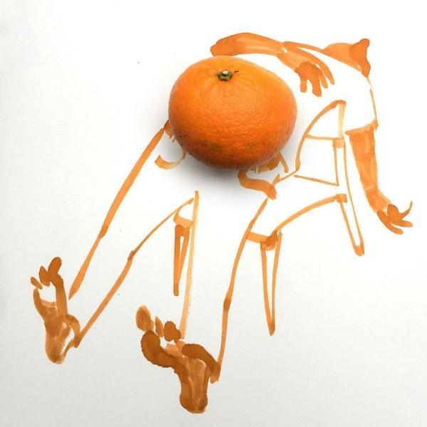 "everyday objects sunday sketching christoph niemann 15 1 - ""생활의 발견""...일상 속 사물을 활용한 기발한 일러스트 작품 (사진 23장)"