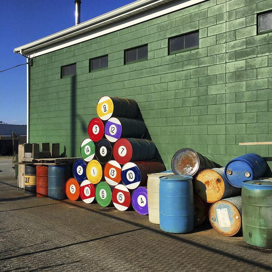 street art tom bob new york 4 5979855e92fb6  880 - 뉴욕의 천재 '거리예술가' 손에 재탄생한 길거리 (사진 25장)