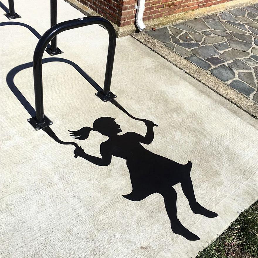 street art tom bob new york 59798c0953ef7  880 - 뉴욕의 천재 '거리예술가' 손에 재탄생한 길거리 (사진 25장)