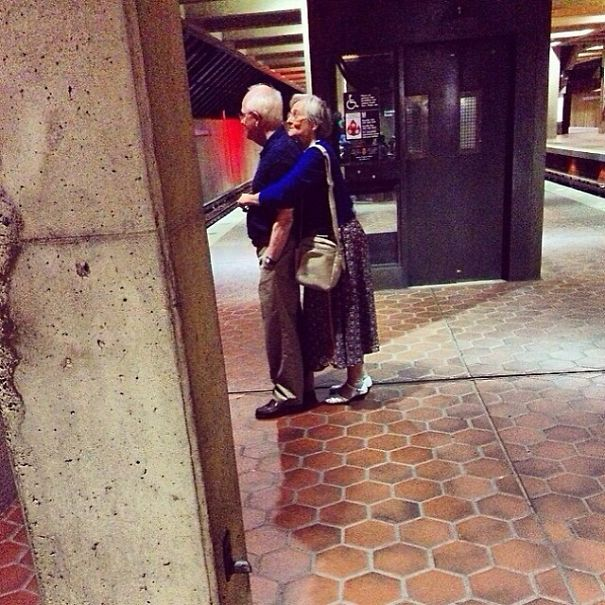 xx photos proving that couples can have fun at any age  605 - 서로를 향한 애정이 느껴지는 사랑스러운 '노부부'의 일상들