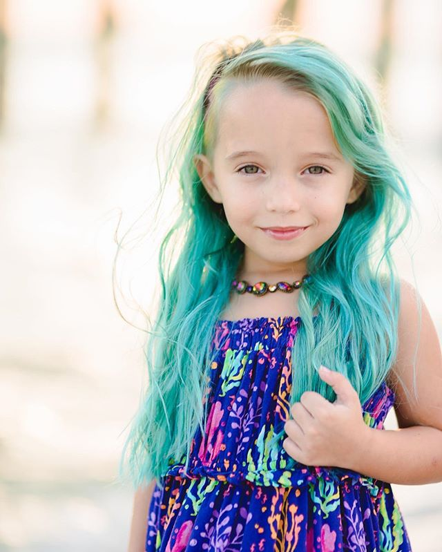 "14063657 647435128752685 1370372265 n - Mom Dyes Her Daughter into ""Unicorn Hair""... But People Are Still Mad"