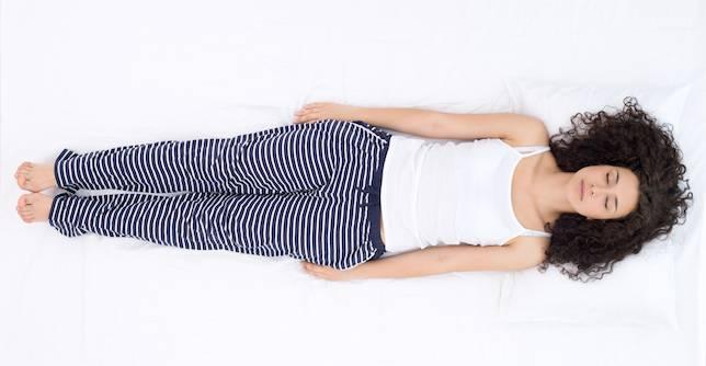 sleep position soldier - 당신의 건강에 도움을 주는 '잠자는 자세' 꿀팁 8가지