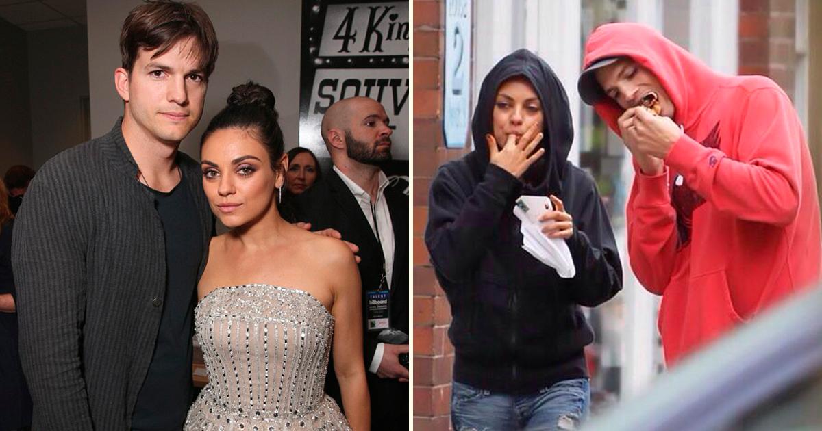10 23 - Parejas de famosos de Hollywood captados en su vida cotidiana.