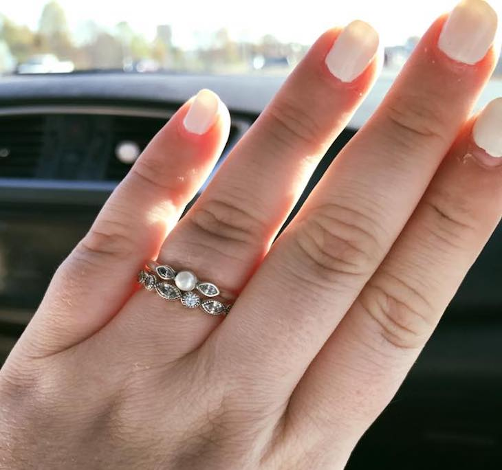 15178095 1493816687314588 2508458577499785792 n 2 - Jeweler Calls Her Engagement Ring 'Pathetic' - Young Woman's Response Goes Viral