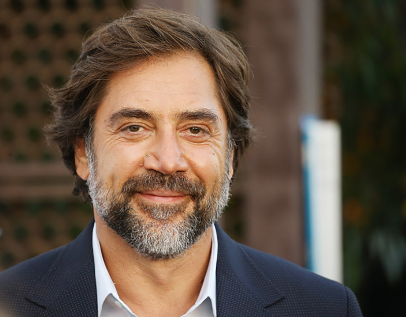 """LOS ANGELES, CA - JULY 13: Javier Bardem arrives at the Chivas Regal """"The Final Pitch"""" held at LADC Studios on July 13, 2017 in Los Angeles, California. (Photo by Michael Tran/FilmMagic)"""