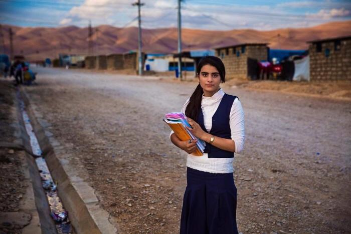 27 5 - 60개국을 여행하며 렌즈에 담은 각국의 아름다운 여성들 (사진 37장)