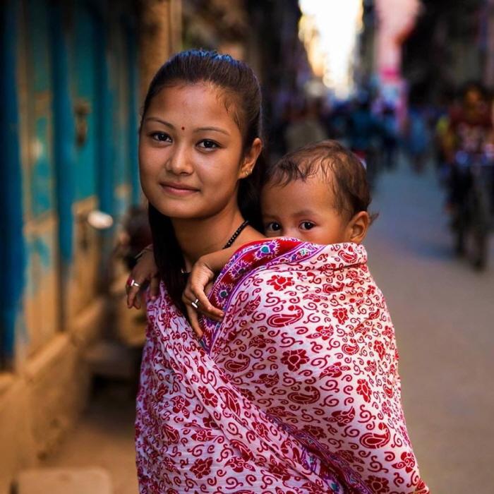 28 3 - 60개국을 여행하며 렌즈에 담은 각국의 아름다운 여성들 (사진 37장)