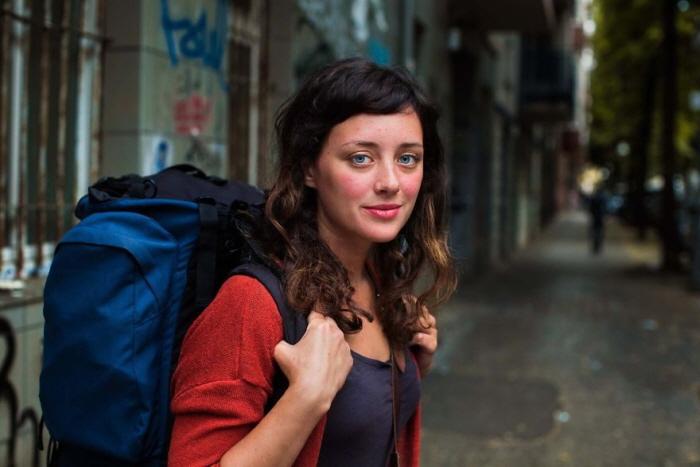 36 2 - 60개국을 여행하며 렌즈에 담은 각국의 아름다운 여성들 (사진 37장)