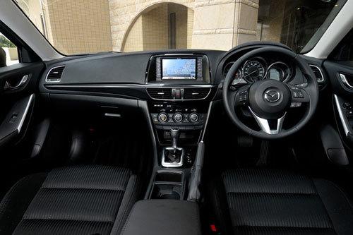 4 609 - マツダ アテンザの新車の価格は?