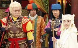 5 614 - 香取慎吾主演のドラマ「西遊記」が高視聴率を維持できた理由