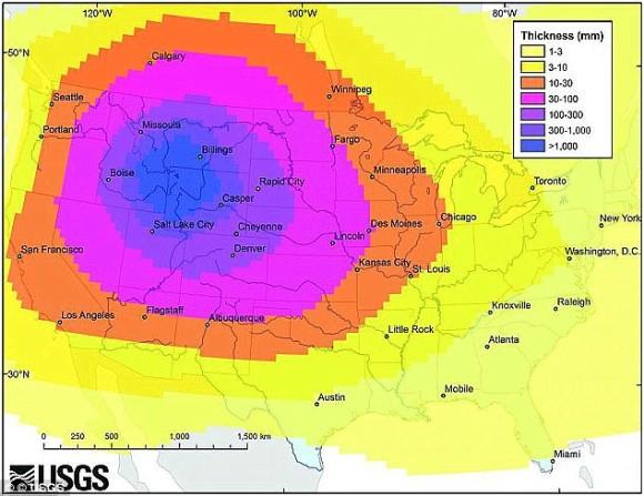 5 618 - 人類が滅亡するってホント!?「イエローストーンの噴火」の知識