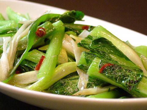 5 679 - 青梗菜の保存方法と中華レシピを大公開