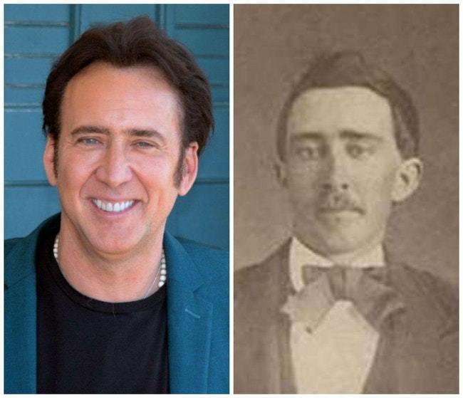 5a1eff5b5f7d2 decouvrez les celebrites qui ont des jumeaux historiques 2  - Inexplicável! Celebridades e seus sósias históricos: confira a surreal semelhança