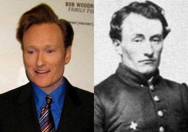5a1eff6b8fe14 decouvrez les celebrites qui ont des jumeaux historiques 2  - Inexplicável! Celebridades e seus sósias históricos: confira a surreal semelhança