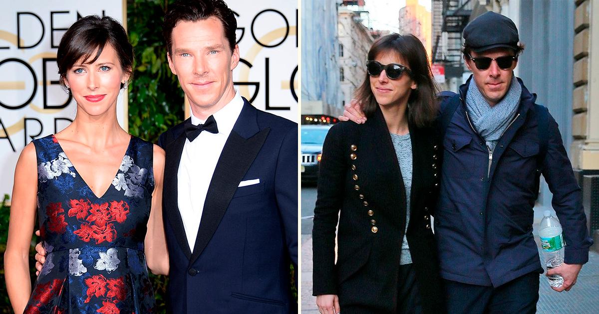 6 76 - Parejas de famosos de Hollywood captados en su vida cotidiana.
