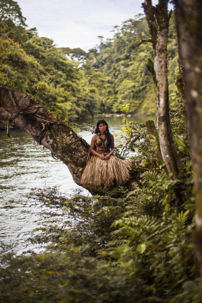 7 114 - 60개국을 여행하며 렌즈에 담은 각국의 아름다운 여성들 (사진 37장)