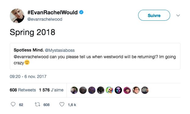 capture decran 2017 11 16 a 12 56 31 - Westworld saison 2 prévue au printemps 2018