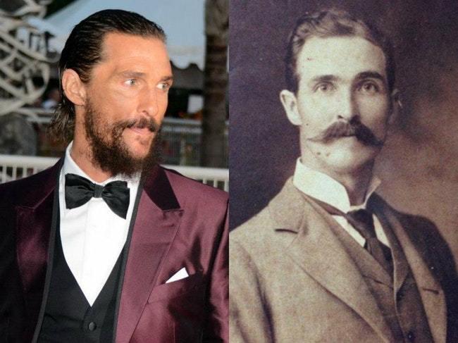 decouvrez les celebrites qui ont des jumeaux historiques 2  - Inexplicável! Celebridades e seus sósias históricos: confira a surreal semelhança