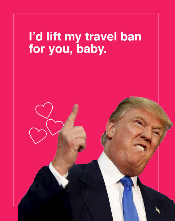 donald trump valentine day cards 1 589866aa53c2c png  605 - Making Valentine's Day Great Again: Donald Trump On Valentine's Day Cards