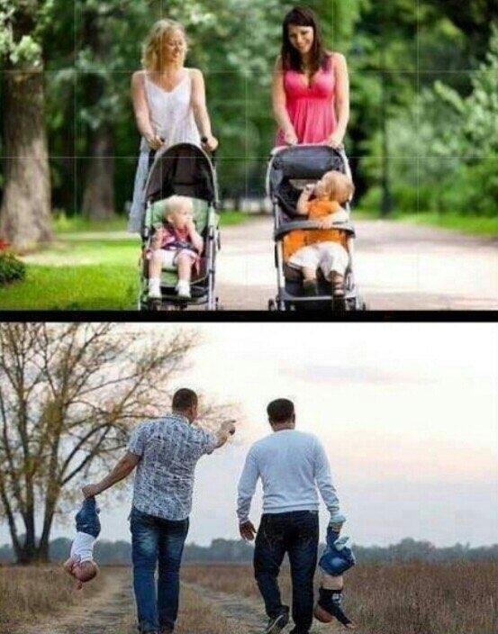 kakaotalk 20171104 180246998 - 재미로 보는 '아빠'한테 아이를 맡기면 '절대' 안 되는 이유 (+19)