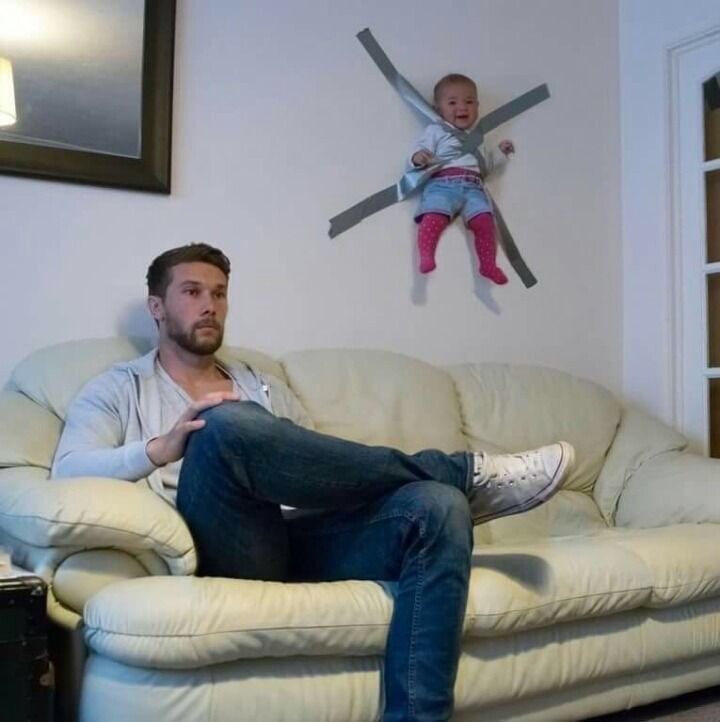 kakaotalk 20171104 180257023 - 재미로 보는 '아빠'한테 아이를 맡기면 '절대' 안 되는 이유 (+19)