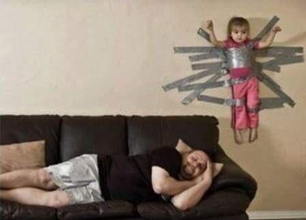 kakaotalk 20171104 180257638 - 재미로 보는 '아빠'한테 아이를 맡기면 '절대' 안 되는 이유 (+19)