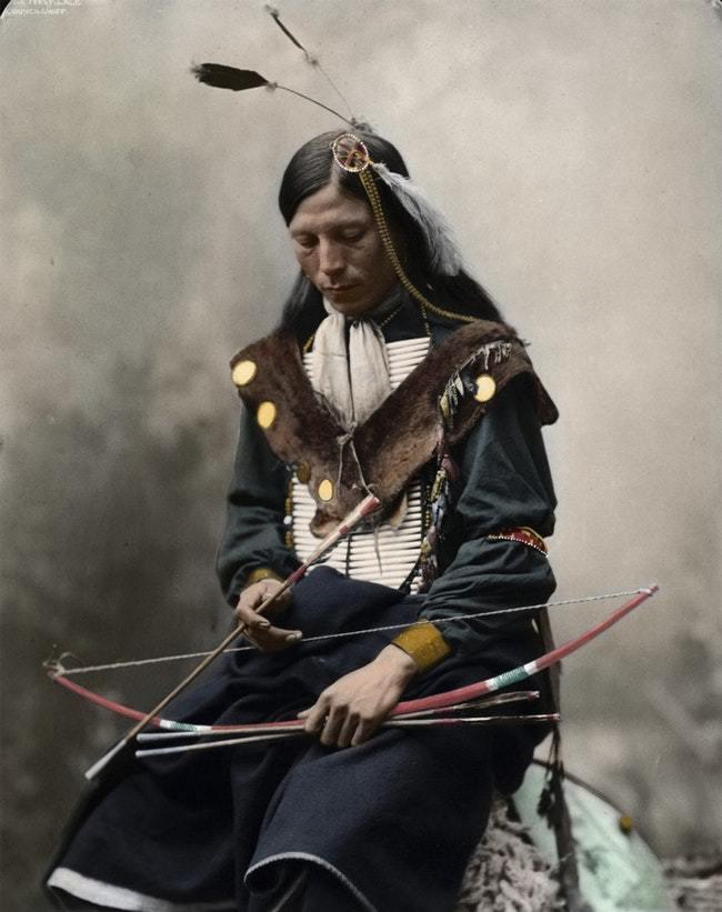 les photos historiques recoloriees les plus incroyables 2  - Fotos históricas recoloridas! Veja a diferença quando se adiciona cores às fotos de antigamente
