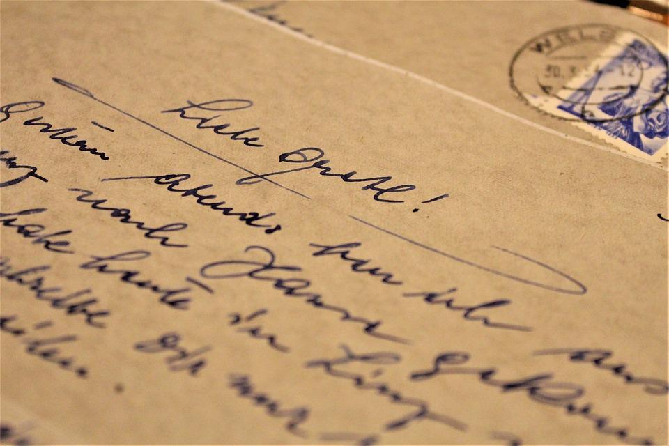 letters 2794215 960 720 - 우연히 펼쳐 본 낡은 책의 '비밀 메모'로 부자가 된 소년