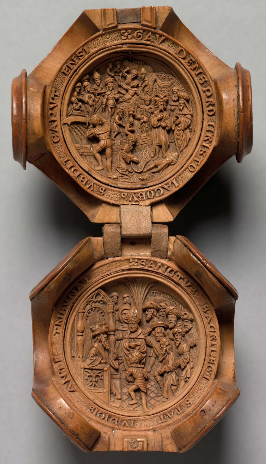 miniature boxwood carvings 16th century 7 - 16th Century Boxwood Carvings Are So Tiny That Researchers Need To Use CT-scanning For Their Research